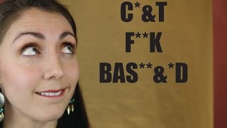 English Swear Words: 2/2 LEARN BRITISH ENGLISH / ENGLISH LESSON / ENGLISH LIKE A NATIVE