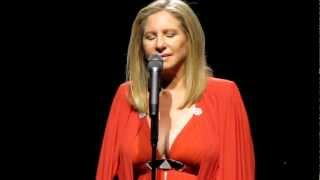 Barbra Streisand Chris Botti Whatu0027ll I Do, My Funny Valentine