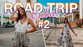 FIZÉMOS UMA ROAD TRIP EM CUBA! #CubaVlogs 2 |Bárbara Corby