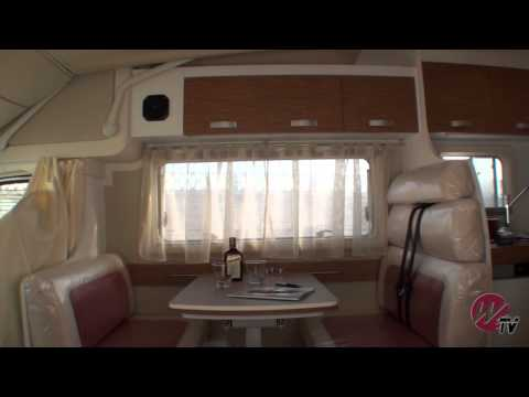 Wingamm OASI 610N - camper monoscocca