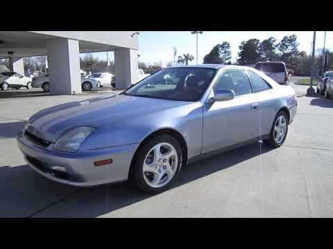 1999 Honda Prelude 5-spd Start Up, Exhaust, and In Depth Tour