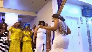 BEST AFRICAN WEDDING ENTRANCE AND DANCING EVER 2018