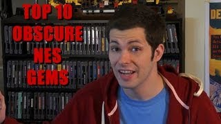 Top 10 Obscure NES Gems with Mike Matei