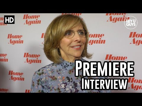 Producer Nancy Meyers Premiere Interview | Home Again | MTW