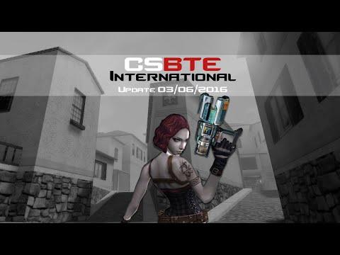 Counter-Strike: BreakThrough Edition International Update 03/06/2016