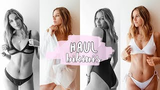 TRY-ON HAUL BIKINIS | Zaful, Cupshe