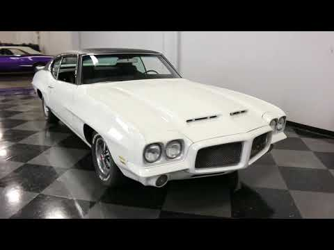 Video of '71 GTO - MOBK
