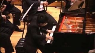 Mendelssohn Piano Concerto #1 M3 (MSO) by George Li (13 yr)