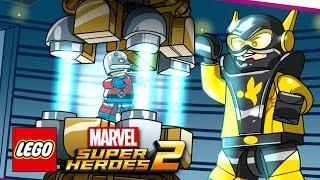 LEGO Marvel Super Heroes 2: Gwenpool Mission - Hank-er Management