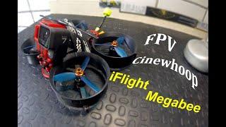 FPV Cinewhoop iFlight Megabee