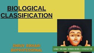 Living organisms classification