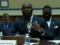 NFL players press Congress for criminal justice reform