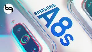 Смартфон Samsung Galaxy A8s 2018 6/128GB Blue от компании Cthp - видео 3