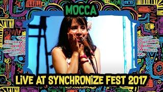 Mocca Live At SynchronizeFest   6 Oktober 2017