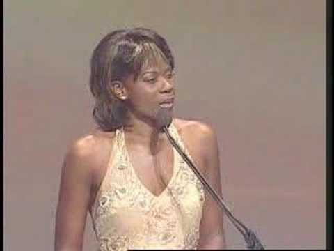 Sheryl Swoopes Speaking at 2007 HRC National Dinner