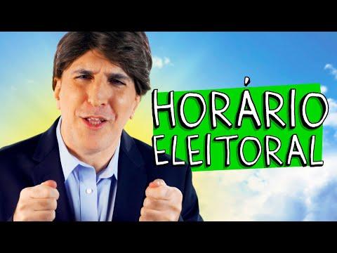 HORÁRIO ELEITORAL
