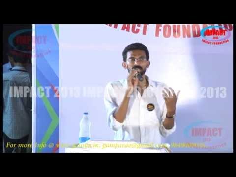 Life Story | Shekhar Kammula | TELUGU IMPACT Hyd 2013
