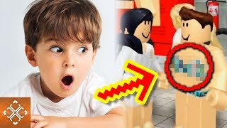 10 WORST Games On Roblox For Kids