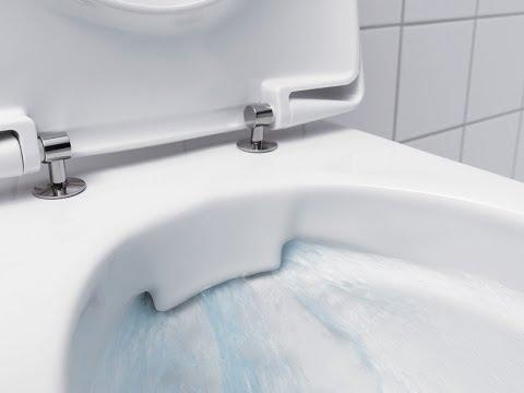 Keramag Rimfree - spülrandlose WCs