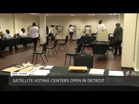 Open carry of guns is an open question at Michigan polls on election day