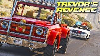 """""""Trevor's Revenge"""" - GTA 5 Action Movie"""