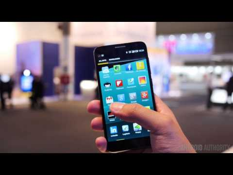Alcatel OneTouch Idol 2 Hands On