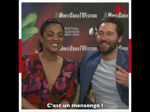 FESTIVAL 2019 - MY TV - Ryan Eggold & Freema Agyeman - New Amsterdam