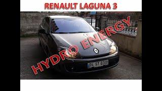 Laguna III UCR Hidrojen Yakıt Sistemleri