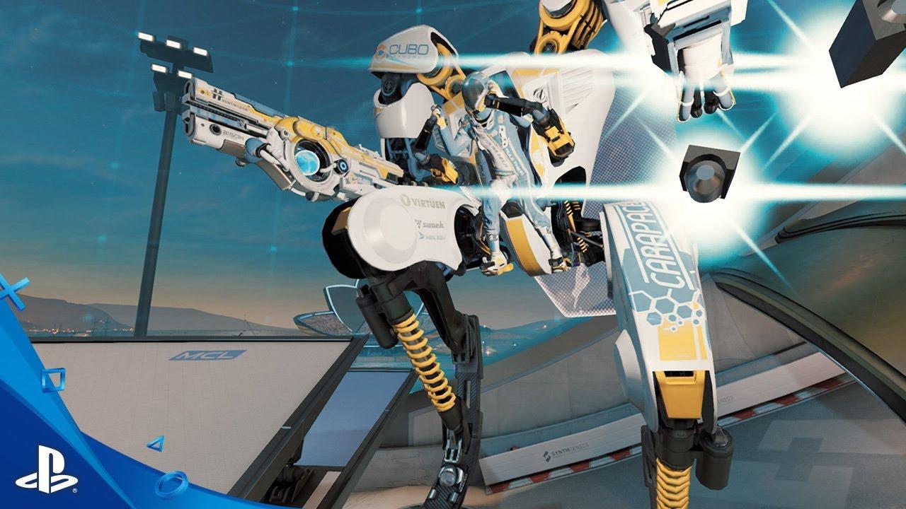Rigs Mechanized Combat League: Abilities Are Essential