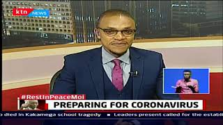 Kenyan government closely monitoring Coronavirus situation