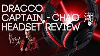 Tt eSPORTS CHAO潮 Series - DRACCO Captain Headset
