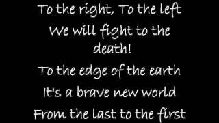 Thirty Seconds To Mars: This Is War/100 Suns (Lyrics)