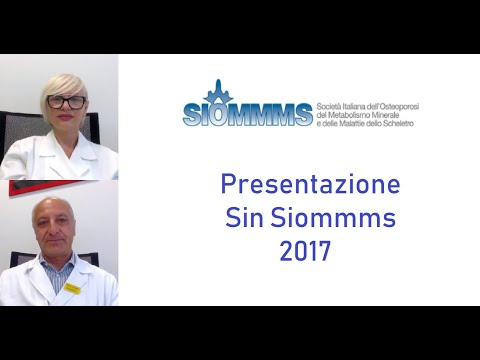 Presentazione Sin Siommms 2017