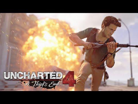 Uncharted 4: A Thief's End - Primeiras Partidas no Multiplayer!! [ Playstation 4 - PT-BR ]