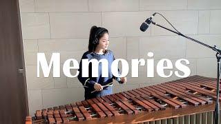 Memories - Maroon 5 / Marimba cover
