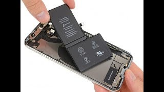 فك الايفون 10   |  Disassemble iPhone x