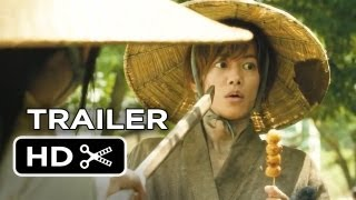 Rurouni Kenshin Official UK Trailer 2013  Japanese Action Movie HD