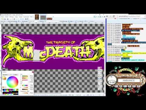 Amstrad CPC Graphics Live – Ep06 (Part 2)