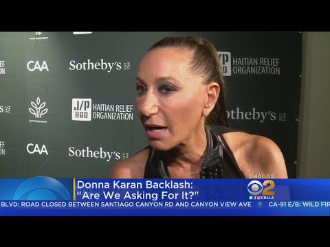 , title : ''Are We Asking For It?' Designer Donna Karan Apologizes'