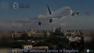 Obtain Air Ambulance in Bhubaneswar with Responsible MD Doctor