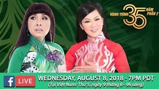 Livestream với Phượng Mai & Nhu Quỳnh - August 8, 2018