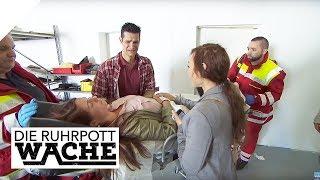 Schwangere Frau wird bedroht - Täter schlägt zu | Die Ruhrpottwache | SAT.1 TV