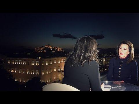 Γ. Αγγελοπούλου: Ελλάδα 2021-«Είναι ευκαιρία ο καθένας να βάλει τη σφραγίδα του για το αύριο»…
