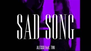 Sad Song《Traducida Al Español》    Alesso Feat. TINI