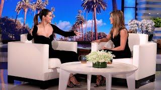 Major \'Friends\' Fan Selena Gomez Gushes Over Jennifer Aniston
