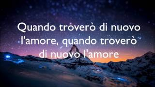 James Blunt-When I find love again [Traduzione in italiano]