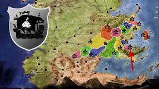 Houses of the Stormlands, Their History | Map of the Known Houses of Westeros