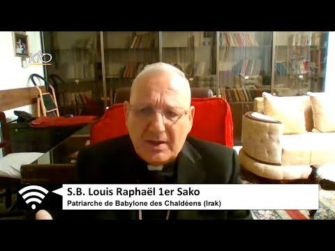 Visite du Pape en Irak : la prière du cardinal Louis Raphaël 1er Sako