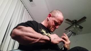 Kevin Frasard Death Metal Riffs 7-string
