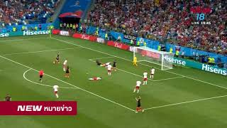 สีสันบอลโลก 2018 l 12 ก.ค. 61 l NEW18 - dooclip.me